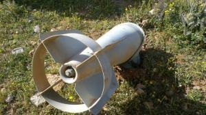 Clusterbom gevonden in Khan es-Sheh vluchtelingenkamp
