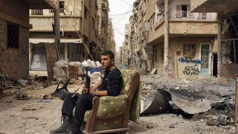syrie foto