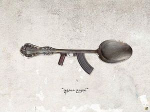 honger als wapen