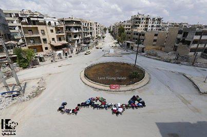 Aleppo Homs