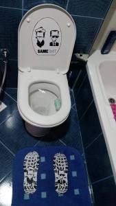 toilet in Dubai