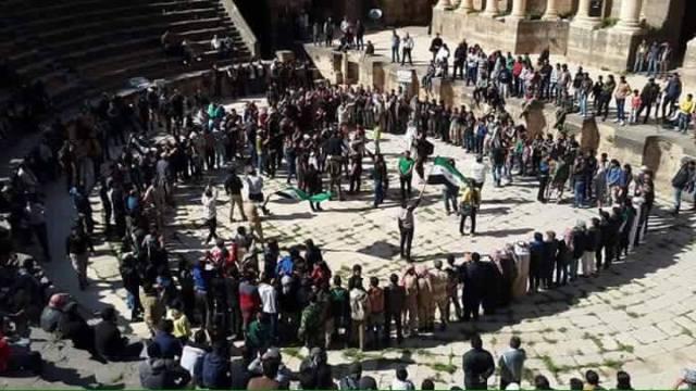 Bosra as-Sham